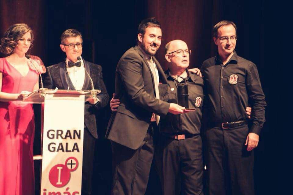 Premio IMAS TV a la mejor banda del año 2017