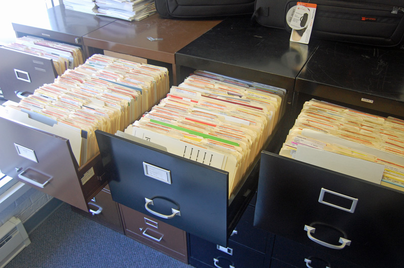 Files of Sheet Music