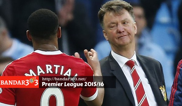 Anthony Martial LVG