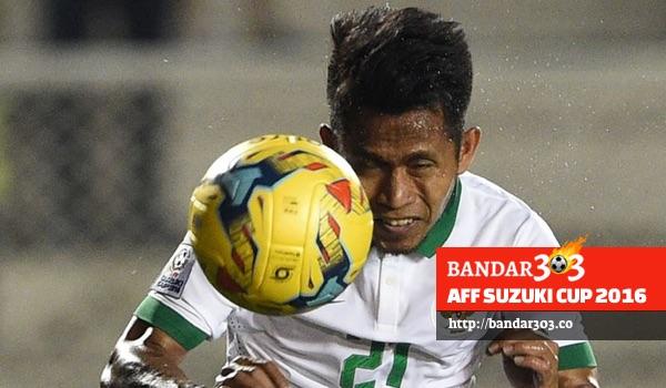 Andik Vermansyah Gol Indonesia Singapura AFF 2016