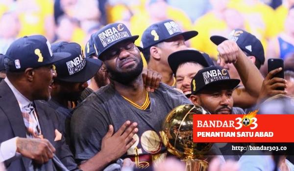 Cleveland Cavaliers piala NBA