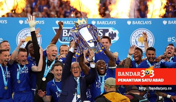 132 tahun Leicester City Premier League
