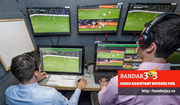 Video Assistant Referee FIFA Bandar Bola