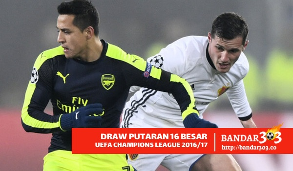 Alexis Sanchez Taulant Xhaka Basel Arsenal UCL Bandar Bola Terbaik