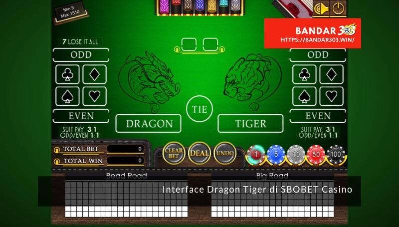 Dragon Tiger SBOBET Casino