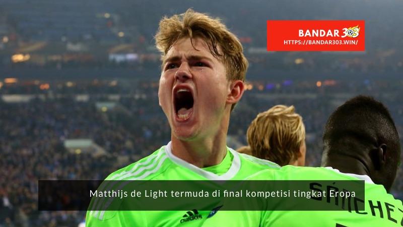 Matthijs de Light Ajax