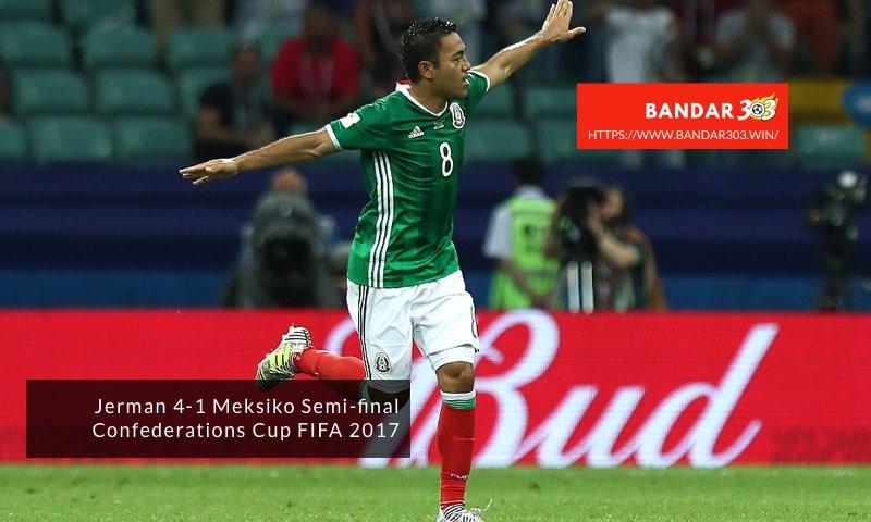 Marco Fabian Meksiko