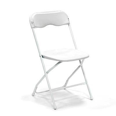 white folding chairs baby high chair toy r us rental b party home furniture