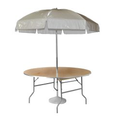 Rent Tables And Chairs Nj Big Tall Plastic Lawn Umbrella Table B Party Rental