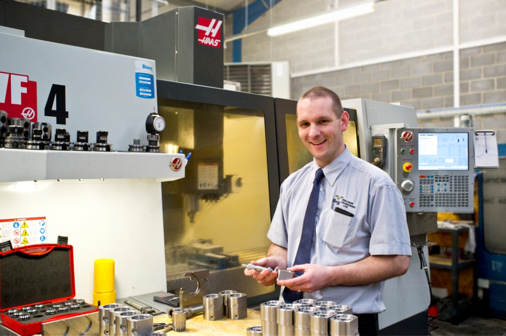 B&B Precision Engineering - Steve Haigh VF4