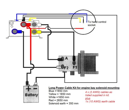 small resolution of winch solenoid wiring wiring diagram inside 12v wiring help