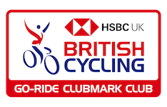 British Cycling Go-Ride Cllubmark Club Logo