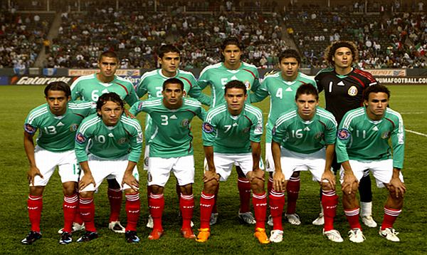 Mexico Qualifies for Mens Soccer in 2012 Summer Olympic Games