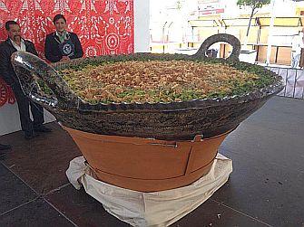 Chefs In Metepec Mexico Break World Record Assemble