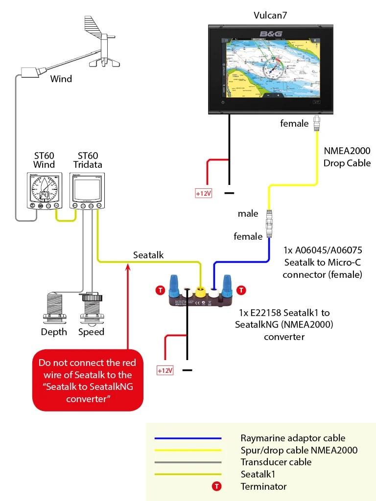 medium resolution of transducer wire diagram