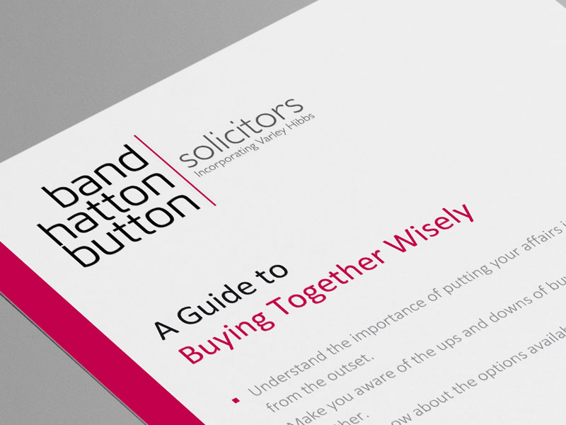 Guide to buying together wisely Band Hatton Button