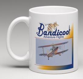 Bandicoot Pitts Special Mug VH UDK