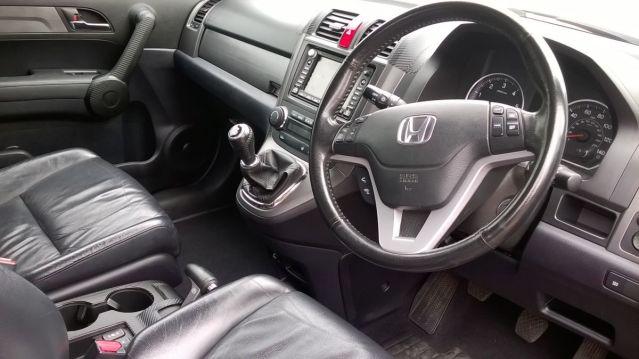 Honda CR-V EX i-ctdi