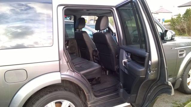 Land Rover Discovery XS SDV6 Auto