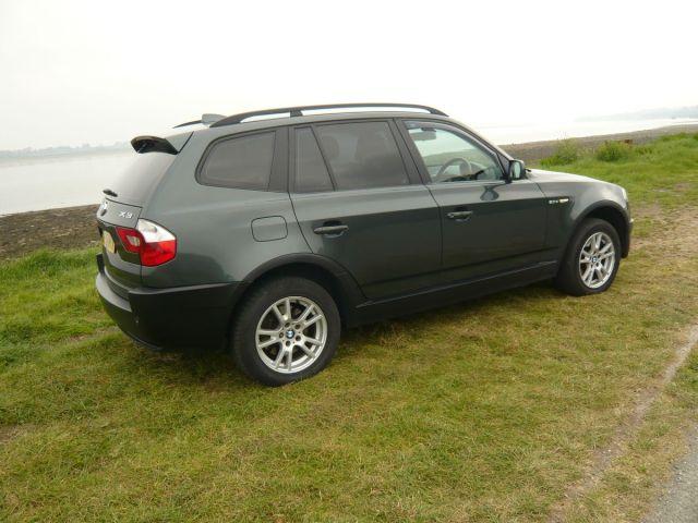 BMW X3 2.0 DIESEL SE