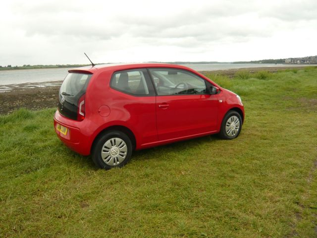 VOLKSWAGEN MOVE UP 3 DOOR HATCH 1.0 PETROL