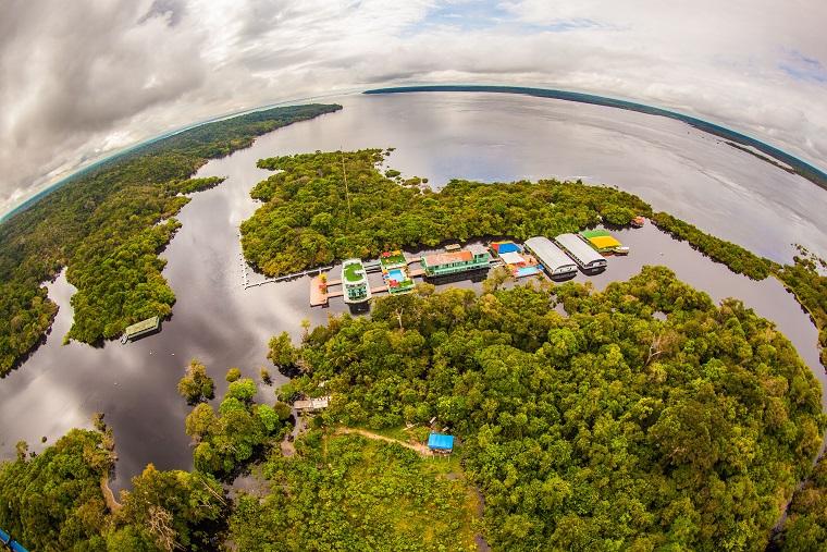 Turismo Amazonas Pandemia