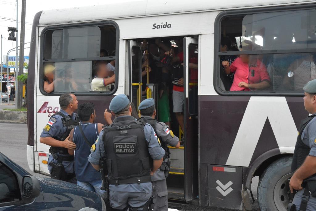 Sensação de insegurança continua no transporte público em Manaus