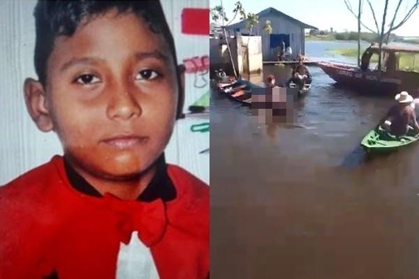 Corregedoria abre inquérito para investigar morte de menino Gabriel no Cacau Pirêra