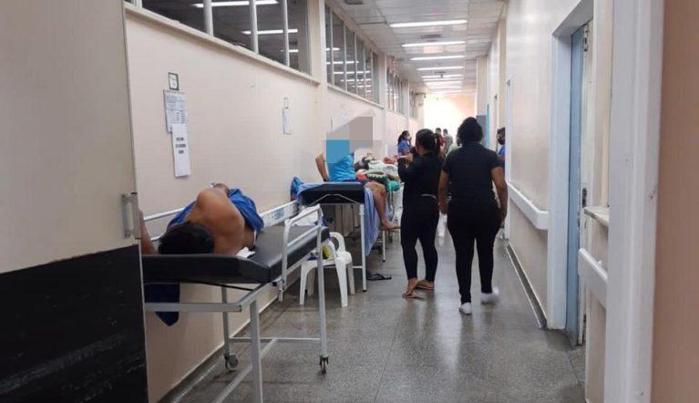 Hospital referência da zona leste está sem leitos para pacientes não Covid-19