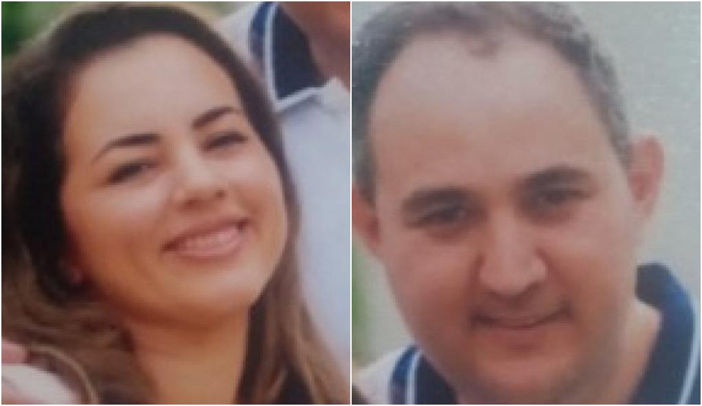 Casal suspeito de assassinato entregam-se em delegacia