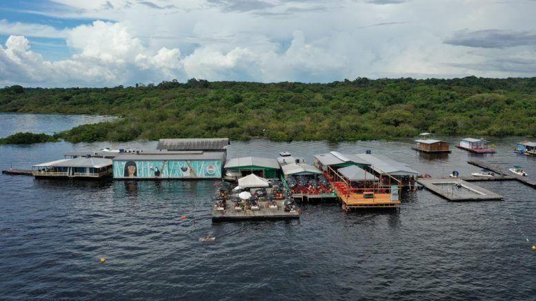 Flutuantes da região do Tarumã em Manaus devem ser retirados do local por decisão judicial