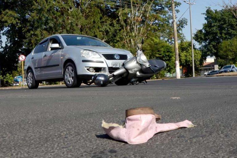 Em oito meses, Manaus registra 162 acidentes de trânsito com mortes.