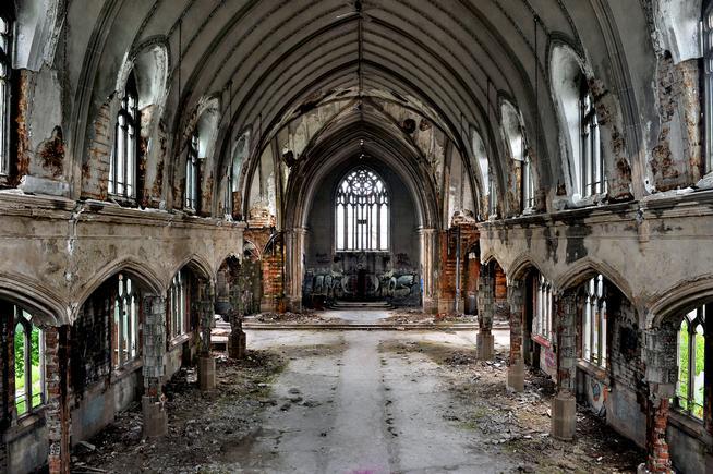 """The Catholic """"Man-Crisis"""" Factsheet"""