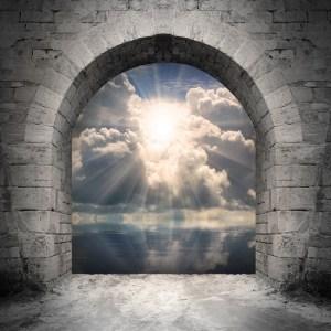 doorway to heaven - small