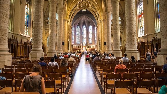 Catholicism's Man-Sized Crisis