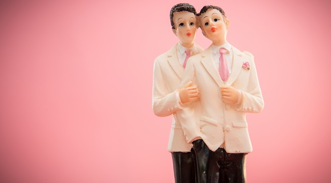 "Same-sex ""Marriage"" and the Winnowing of Catholic Men"