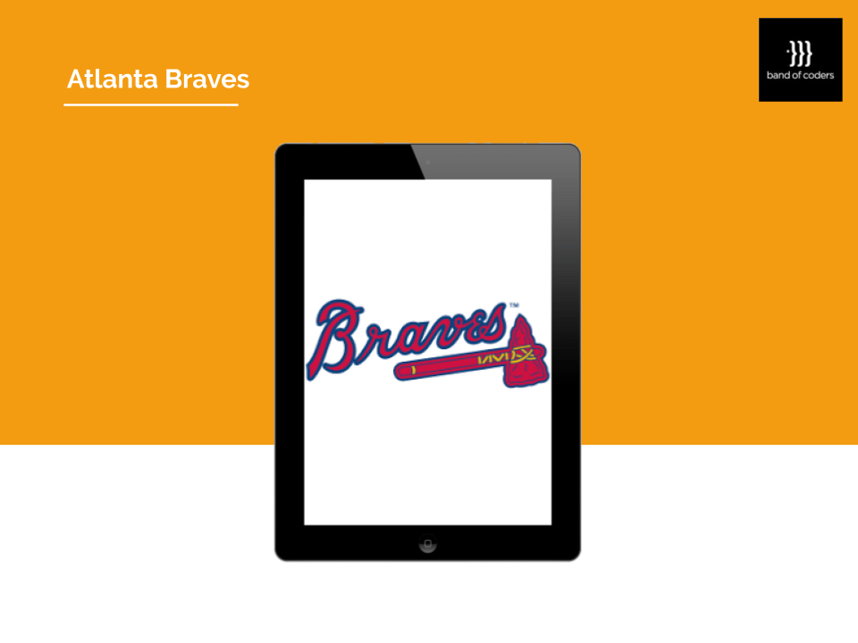 Atlanta Braves Portfolio - Band of Coders
