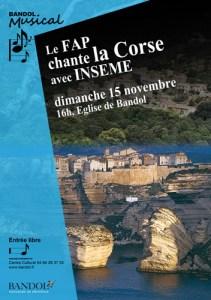 Le FAP chante la Corse