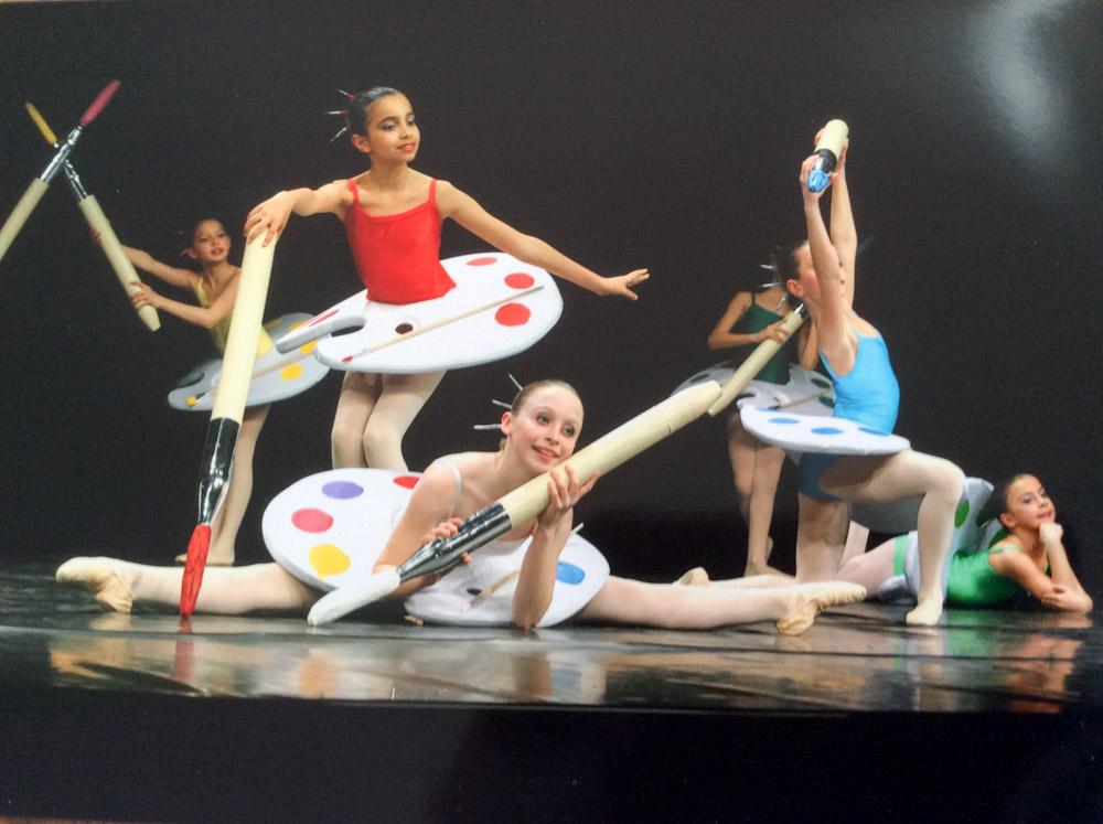 Arabesque - Espace Dance