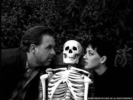 """""""Even when I was a child, I was hated by skeletons."""""""
