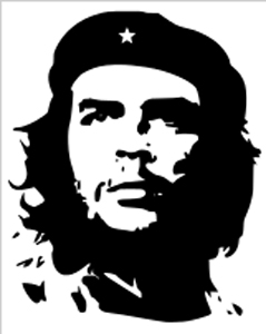 Jim Fitzpatrick's rendition of Che Guevara