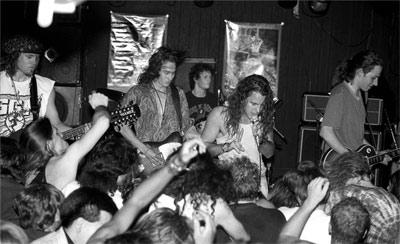 Pearl Jam, Seattle, 1991.