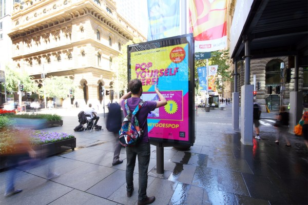 Campaign Jcdecaux Um And Art Of Nsw Partner