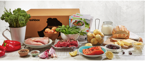 Aussie Farmers Weight Watchers Box