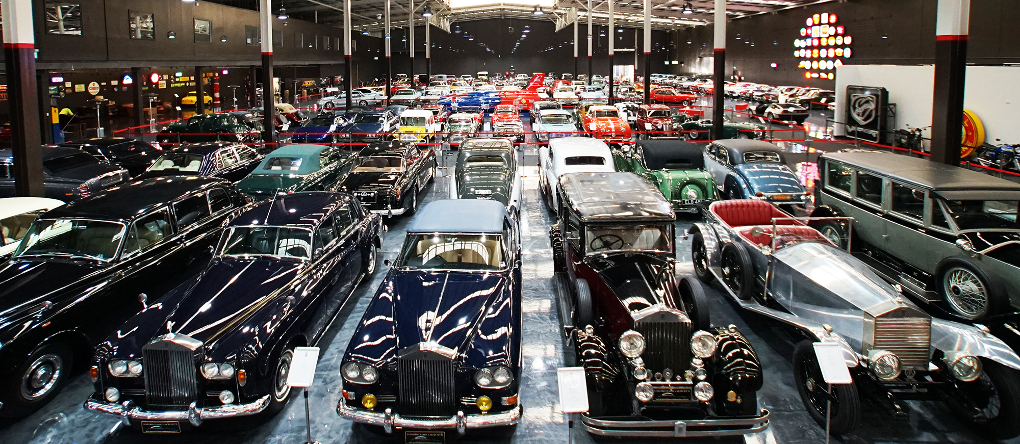 Gosford Classic Car Museum Selects Red Agency As PR