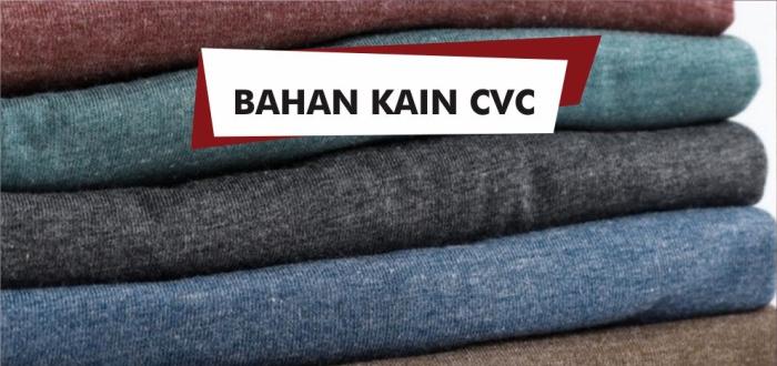 Kelebihan Kain CVC sebagai Bahan Kaos Berkualitas