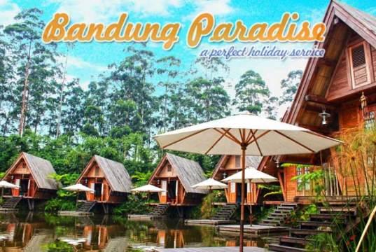 Berwisata di Dusun Bambu