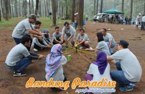 Paket wisata outbound Lembang