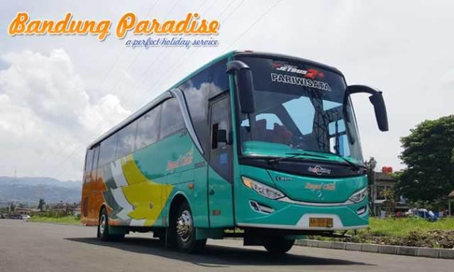 Sewa Bus Pariwisata 47 Dan 59 Seat Bandung