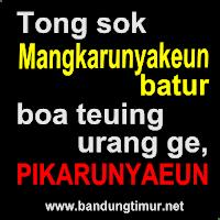 DP BBM Bahasa Sunda Bodor, dp bbm bahasa sunda